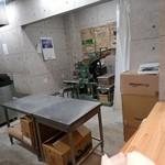 くろ松 - 【2017.3.5(日)】製麺機