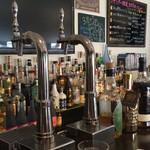 Ann's Bar - カウンター席