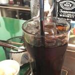 Ann's Bar - アイスコーヒー