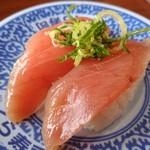 無添くら寿司 - 料理写真:漬マグロ