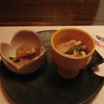 乾杯大牟田 - 料理写真:お通し