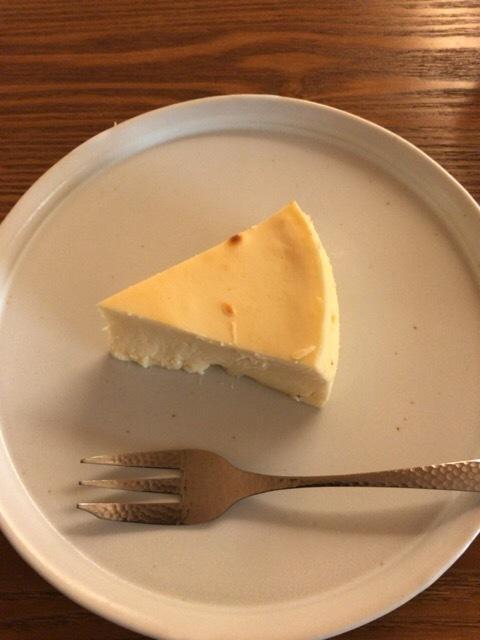 喫茶葦島 - しとろりチーズケーキ