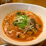 63505972 - 坦々トマト麺  830円