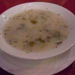 Isutamburusurutan - 本日のスープ