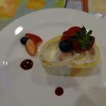 ラ・ブラスリー - イチゴのロールケーキ
