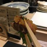 西屋 - ポン酢でサッパリ食べましょう