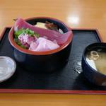 ゴチソウドコロカネハチ - 川幅丼