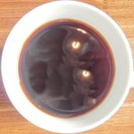 Cafe&Deli COOK - スイーツセット 850円 のコーヒー