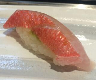 よし佳 - 熱海産金目鯛
