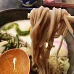 飯島屋 - 喉越しのよいお蕎麦