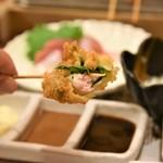 串とも - 肉しそ巻