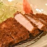 串とも - とんかつ定食