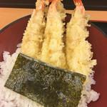 えび頼み - 海老天鎮座!!^_^