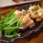 酒破離 - 2種類のポテトサラダ