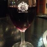 立川 すえひろ - グラスワイン300円赤