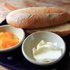 Cafe Snug - 料理写真:クッペと2種のジャム