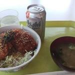 マジックバレー - たれカツ丼