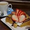 Nappukafe - 料理写真:ケーキセット