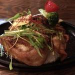 63515528 - 鉄板DE豚丼