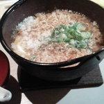 立ち飲み処 ○ - チキンラーメン 2017.3.3