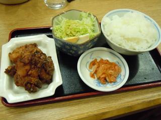 大阪屋 - 満足セット:200円