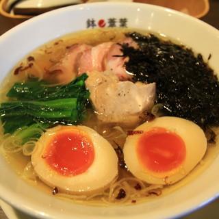 らーめん 鉢ノ葦葉 - 料理写真:特製ラーメン
