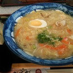 めん・れすとらん かすが - 料理写真:長崎チャンポンセット