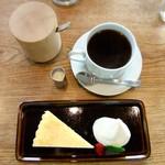 カフェ オブスキュラ - 珈琲&チーズケーキ♡