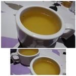 ナゴミ - ◆スープは懐かしい味わいのコンソメ風