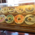 和の香 珈琲 - 1703 和の香 珈琲 店内 バームクーヘン