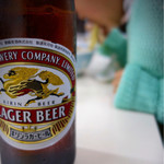 63525005 - ビール(大) ¥500