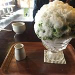 赤七屋 - 抹茶チョコレート 800円