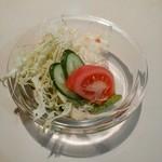 イタリヤ軒 - サラダ