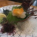 魚将 さかなちゃん - 伊勢海老活き造り