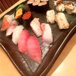 阿部寿司 - にぎり