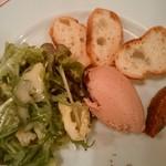パリのワイン食堂 - どうしよう