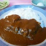 善米食堂 - 自家製カレー