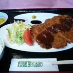 善米食堂 - とんかつ定食