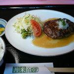 善米食堂 - 和風ハンバーグ定食