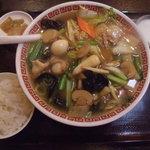 6353974 - 五目タン麺ランチ 750円