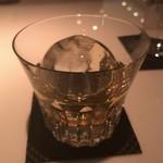 ホテル ラ・スイート神戸ハーバーランド - ニッカピュアモルト 竹鶴21年 グラスロック 2000円(税・サ別)