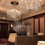 ホテル ラ・スイート神戸ハーバーランド -  ラウンジ