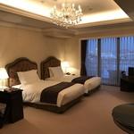 ホテル ラ・スイート神戸ハーバーランド - ラグジュアリー モデレートツイン 1部屋 31200円(税・サ込)