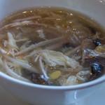 赤坂 四川飯店 - 本日のスープ