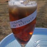 とき川の小物屋さん - ドリンク写真:水出しコーヒーのアイス