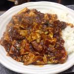 みょうが屋 - 麻婆豆腐