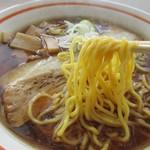 レストラン アルバータ - 低加水率のThe旭川麺