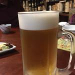 63535213 - 生ビールで乾杯