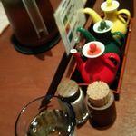 胡椒饅頭KIKI - 卓上