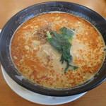 遊遊天山 - 味噌担々麺